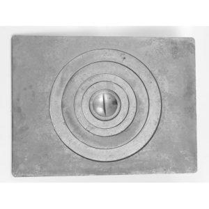 Плита под казан 1-конф. П1-5(705мм*530мм)