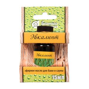 """Эфирное масло """"Эвкалипт"""" для бани в Нижнекамске"""