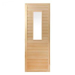 Купить деревянную дверь для бани Нижнекамск