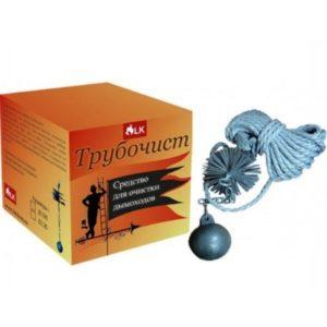 Набор трубочист d.120 для бани в Нижнекамске