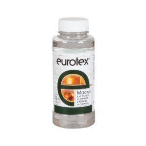 """Купить масло для полка """"Eurotex Сауна"""" 250мл в Нижнекамске"""